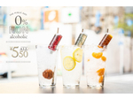 ガストロパブ「THE PUBLIC RED AKASAKA」は、新たに20種のノンアルコールカクテル