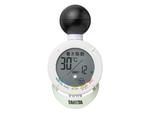 タニタ、熱中症の危険度を示す指標である暑さ指数を5段階の警戒レベルで表示する黒球式熱中アラーム
