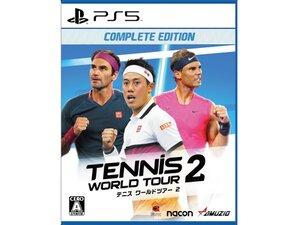 PS5ソフト『テニス ワールドツアー 2 COMPLETE EDITION』の紹介動画を公開!