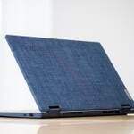 使うほどに手に馴染む! 洗練されたファブリックカバーのエイジングも楽しめる<Lenovo Yoga 650>
