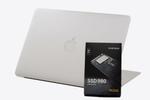 まだまだ使えるMacBook Air Mid2017のSSDを換装、大容量化に挑戦!