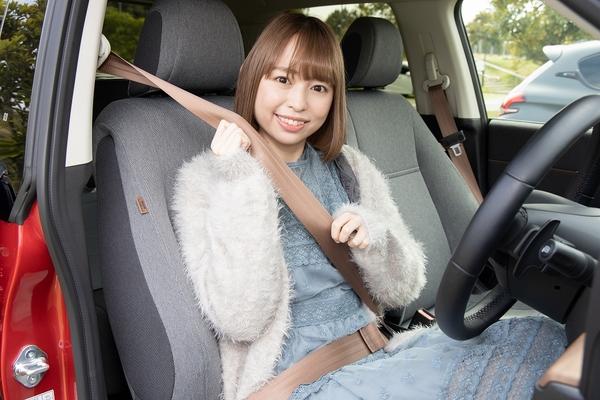 純情のアフィリア・寺坂ユミの目指せ! 脱ペーパードライバー計画!