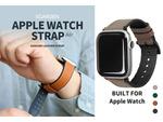本革とTPU素材を組み合わせた! 耐久性・高級感を両立させたApple Watch用本革バンド