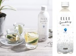 「ELLE」とコラボした女性向けのスタイリッシュな炭酸水、ダイドーから