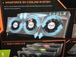 GIGABYTEから2.7スロット厚のGeForce RTX 3090が登場