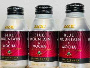 UCCからブルーマウンテン使用の産地からこだわった期間限定ブラックコーヒー