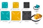 ハクバ写真産業、カメラやタブレットPCなどを包んで保護するプロテクションラップを2サイズ発売