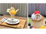 名店「マーロウ」のプリンが美味しそう! そごう横浜店限定「プリンアラモードパフェ」が5月21日から新発売