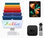 iMac/iPad Pro/Apple TV 4Kは今週21日金曜に店頭販売開始
