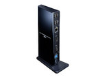 USB Type-CやUSB 3.2 Type-Aで接続 HDMIディスプレー2台へ出力可能なドッキングステーション