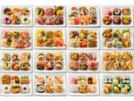 22種類も迷っちゃう! 小田急オリジナル「美彩色6マス弁当」5月26日から数量限定販売
