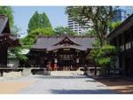 十二社熊野神社、十二社弁財天社で5月21日(金)に御朱印を受付