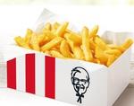 【7日間限定】KFC「ポテトBOX」が半額に 「ポテトS」5個分のボリューム!