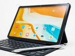 ファーウェイの10.4型タブレット「HUAWEI MatePad」はオン/オフに大活躍!