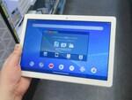 生活防水対応の10.1型Androidタブレット「LaVie Tab E」の中古品が2万円台のセール!