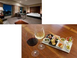 連載:【新宿/ホテル通】仕事終わりに少しの贅沢「お部屋飲みプラン」