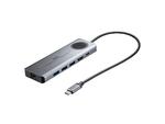 給電状態や消費電力を視覚化する電圧・電流チェッカーも搭載 USB 3.2 Gen2対応のドッキングステーション