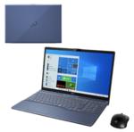Core i7-1165G7、1TB SSD搭載の15.6型ノート「LIFEBOOK AH77/E3」が15万円台!