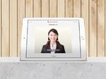 アイエンター、iPad無人受付システム「I-FACE」に新たに来訪者の履歴をデータとして記録する機能を追加