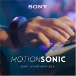 動きに合わせて音が変化する、ウェアラブルエフェクター「MOTION SONIC」