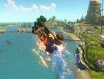大空を車で大ジャンプ!MMORPG『ArcheAge』で家具や装備強化アイテムが手に入る新イベント「蜃気楼の島のレーシングジャンプ」を開催!
