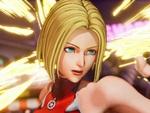 新作対戦格闘ゲーム『KOF XV』に参戦する「ブルー・マリー」のキャラクタートレーラーが公開!