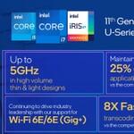 インテルが第11世代Coreの追加モデルでRyzen 5000シリーズを撃破、NUC 11 Extreme Kitもチラ見せ