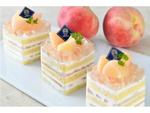 桃たっぷりな贅沢ショートケーキ! ホテルニューグランドにて「桃のプレミアムショートケーキ」7月1日発売開始