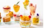 マンゴー&ピーチ祭りだ! 7月1日からスイーツブッフェ開催、横浜ベイシェラトン ホテル&タワーズ