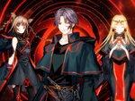 敵対勢力のキャラクターも判明!SFシミュレーションRPG『Relayer』のキャスティング第2弾を発表