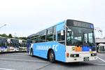 横浜FCラッピングバスが街を走る! 相鉄バス「2021横浜FCオフィシャルパートナー契約」を締結