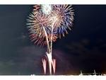 今夜、横浜で花火が打ち上がる! 18区にて19時54分頃から1分間同時打ち上げ