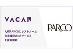 トイレ混雑を抑止し快適な環境を作るIoTサービス「AirKnock Ads」札幌PARCOで提供開始
