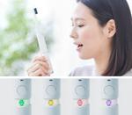 口臭を測れるスマート歯ブラシとアプリで予防歯科を支援するサービス
