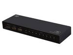 4K60Hz・4K HDR対応の最大8出力可能なHDMI分配器を発売