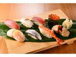今だけ寿司食べ放題が500円オフ! 「鮨アカデミー」西新宿店のオープン記念キャンペーン