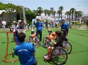 誰でも楽しめる! 車いすバスケなどインクルーシブスポーツを体験できるイベントを6月12日開催