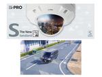 パナソニック、AIプロセッサーを標準搭載して人や車を自動認識するAIネットワークカメラ「i-PRO Sシリーズ」