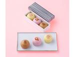 和菓子の日(6月16日)に食べたい「とらや」の3色饅頭「嘉祥饅頭」、小田急百貨店新宿で販売