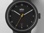 ブラウン、100周年記念ブランド初の機械式時計「100th Anniversary Automatic Watch」