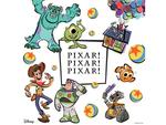ピクサーアニメファン必見! ピクサー作品の歴史を辿ってオリジナルグッズも買える「PIXAR! PIXAR! PIXAR!」松坂屋名古屋店にて7月21日開催