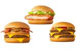 マクドナルド思い出の人気バーガー「ジューシーチキン 赤とうがらし」や「テキサスバーガー」など復活