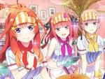 ゲームアプリ『五等分の花嫁』にて新イベント「五つ子ちゃんのバーガーショップ ~スマイル5倍でポテトもいかが?~」が6月17日より開催!