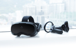 PCなしで驚愕の5K/90Hz!「VIVE Focus 3」はスタンドアローン型VR HMDの超進化系