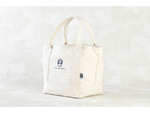 オーガニックコットン使用でかわいいトートバッグ! ホテルニューグランドのロゴや外観をあしらった「オリジナルトートバッグ」が登場