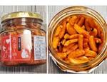 食べるラー油と柿の種の出会い!ザクザク食感がヤミツキ