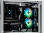 日本の夏、水冷の夏 PCの熱はXPGの水冷クーラー「LEVANTE 240」で冷やす! 性能も確認
