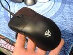 インテリマウスそっくりの66g超軽量ワイヤレスマウスが入荷