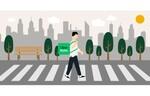 Uber Eats、東京23区の配達を「徒歩」で行なう仕組みを試験的に導入
