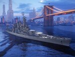 アメリカ戦艦が大量追加!『World of Warships: Legends』にてアップデート「3.4」を実装